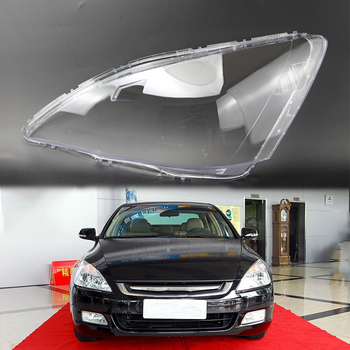 for Honda Accord 2003-2007 Headlight cover Lens transparent cover Headlight plastic cover Lens headlight cover protection a pair