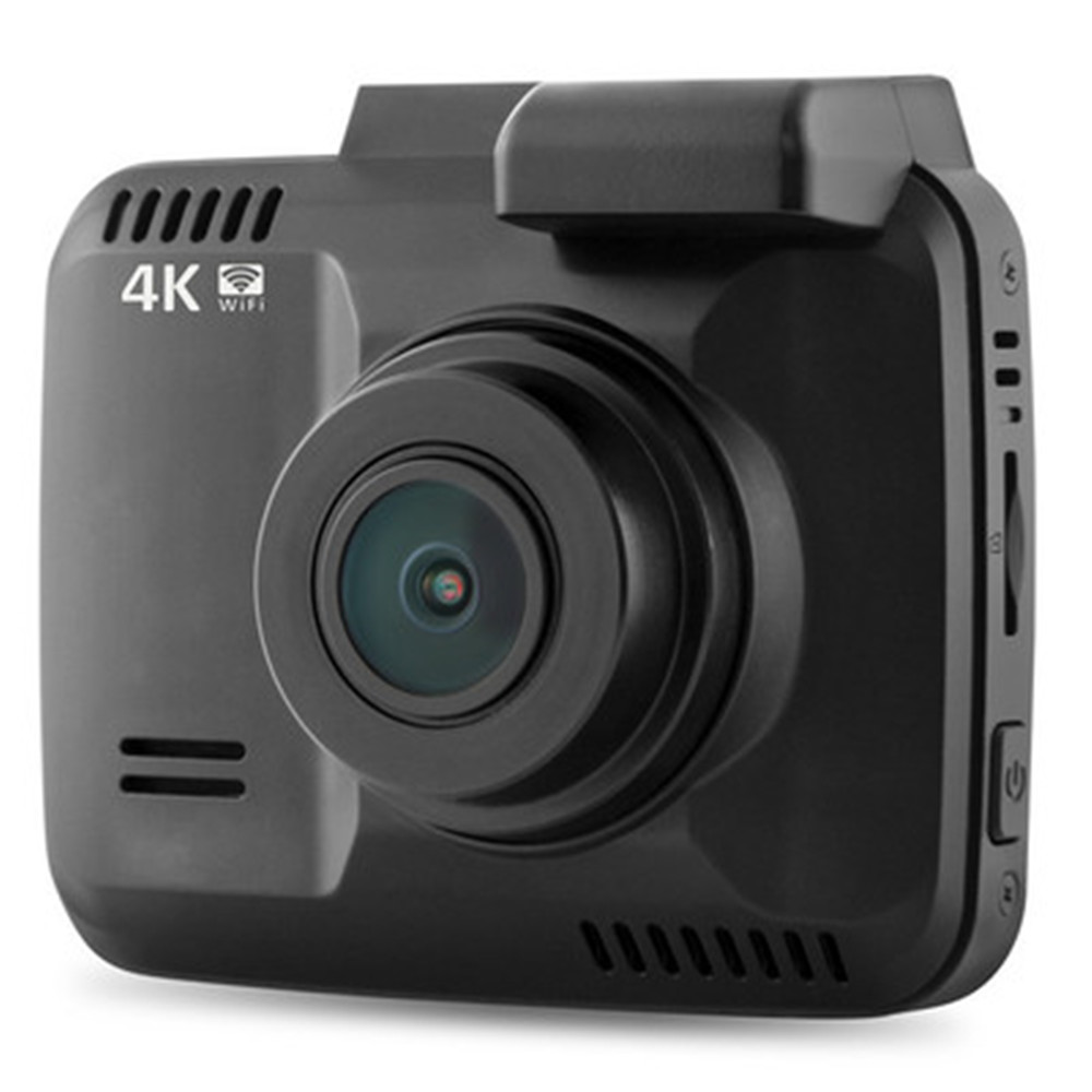 GS63H 2160P 4K <font><b>Car</b></font> <font><b>DVRs</b></font> Camera With WiFi Dual Lens Novatek 96660 Video Recorder Built in GPS Auto Camcorder Dash Cam image