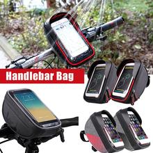 Bike bag Mountain Touch Screen Mobile Phone Bag large capacity Bicycle outdoor accessorie