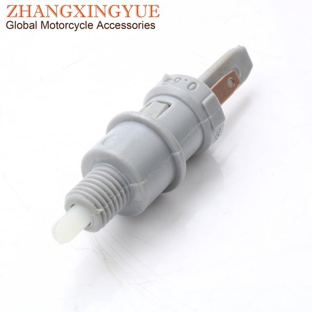 2pc Brake light switch for YAMAHA Yn Neo's Yq Aerox 100 Xn Teo's Xq Maxster 125 150 5SEH253N0100 NM5839801000 246140030