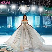 Роскошные свадебные платья из Саудовской Аравии 2021 с открытыми
