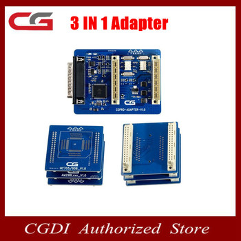 2019 Original 3 in 1 Adapter HC705 908 AM29FXXX AM29Blxxx for CG PRO 9S12 Programmer Used to do 8pin chip ect