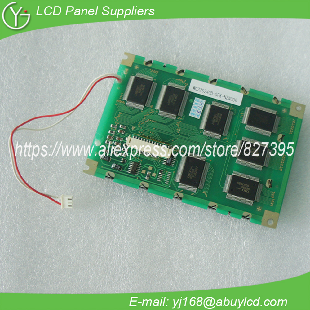 Image 4 - WG320240D TFH VZ 5.7 320*240 LCD Screen WG320240D SFK NZ#000-in LCD Modules from Electronic Components & Supplies