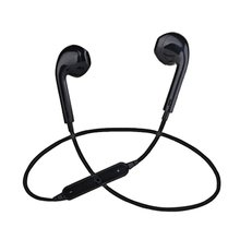 S6 Wireless Bluetooth Earphone Sports Bluetooth V4.1 Earphon