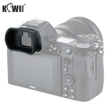 KIWIFOTOS KE-NKZ Soft Extended Camera Eyecup Viewfinder Eyepiece For Nikon Z7/Z6 Replaces Nikon DK-29