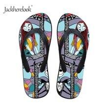 Sandals Slippers Fashion Bathroom Sea-Water-Shoes Christmas-Pattern Female Beach