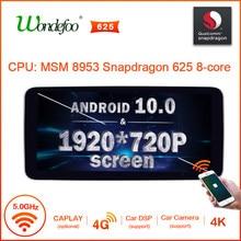 Rádio do carro android 10 para mercedes benz a-class uma classe w176 classe gla x156 cla classe c117 g classe w463 estéreo tela de áudio automático