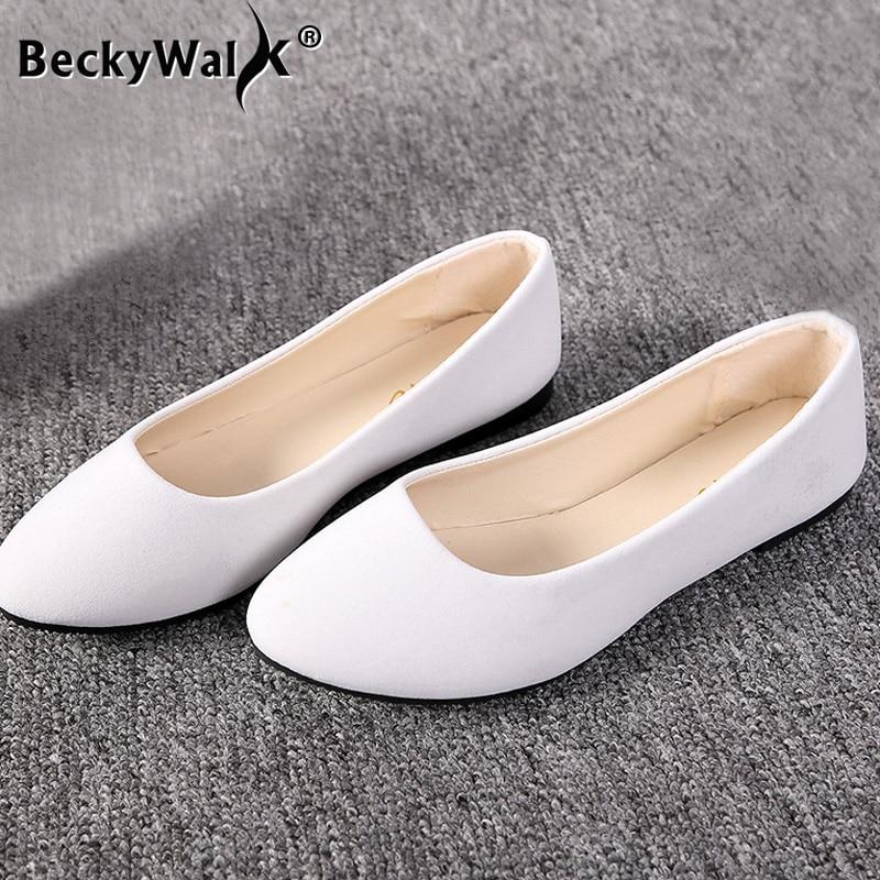 Женские туфли на плоской подошве, большие удобные лоферы карамельных цветов, европейские размеры 41/42/43, 20 цветов, WSH2214, весна-лето