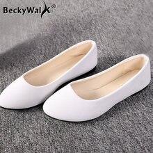 20 cores primavera e verão vestir sapatos planos das mulheres grandes sapatos confortáveis sapatos femininos doces cor sapatos mocassins ue 41/42/43 wsh2214