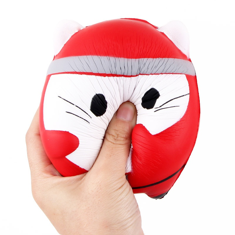 Kids Audlt Toys Kawaii Cat Decompression PU Squeeze Toys For Children Decorative Props Large Or Stress Relief Toys