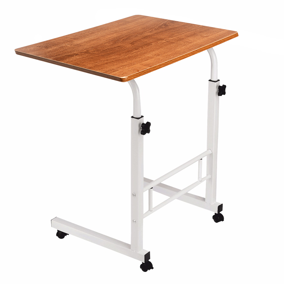 Купить с кэшбэком Portable Mobile Laptop Stand Adjustable Table Bed Sofa Table Notebook Desk For Home Office Computer Desk