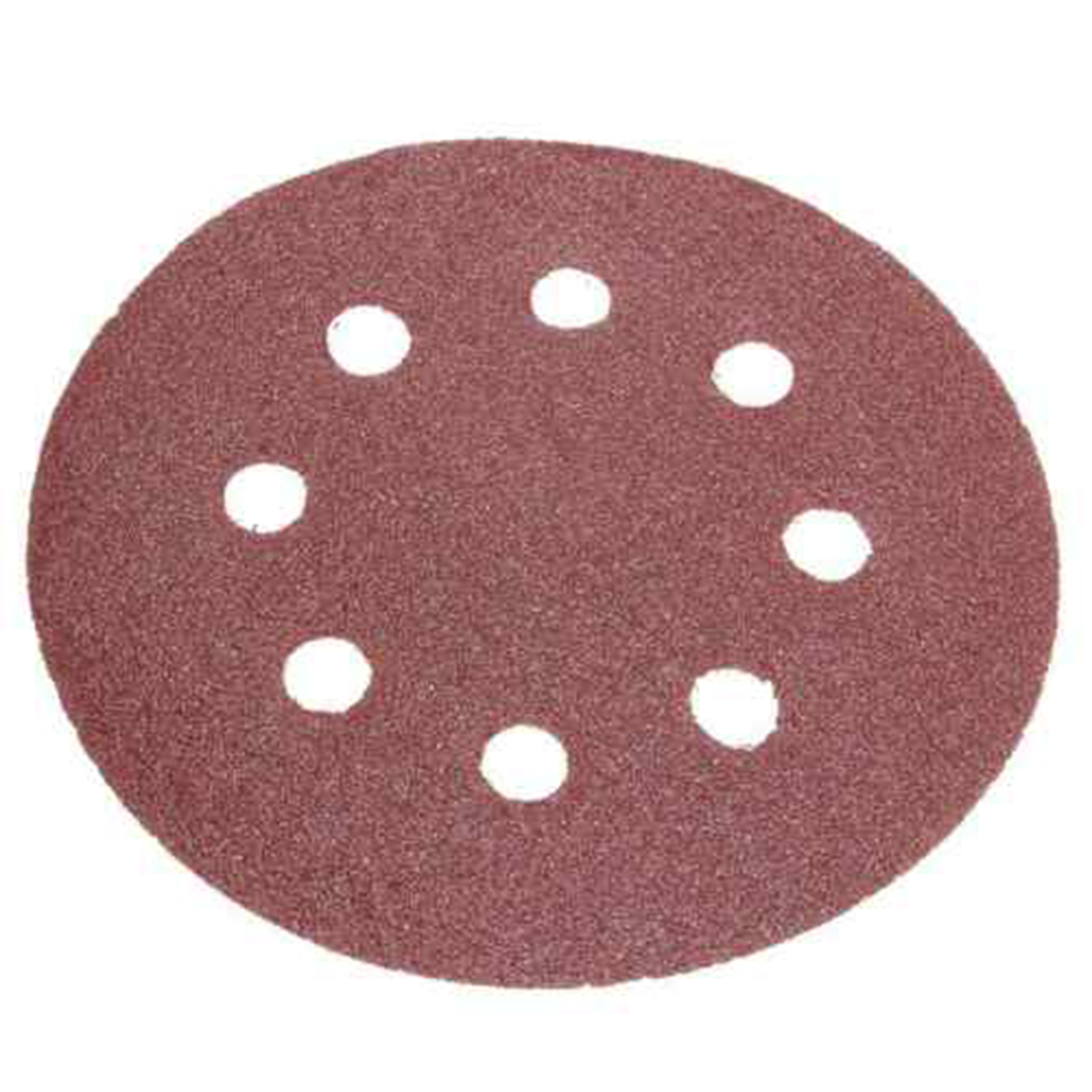 10pcs Hook & Loop 9 Inch 10 Hole 40 Grits Sand Paper Sanding Discs Sanderpaper