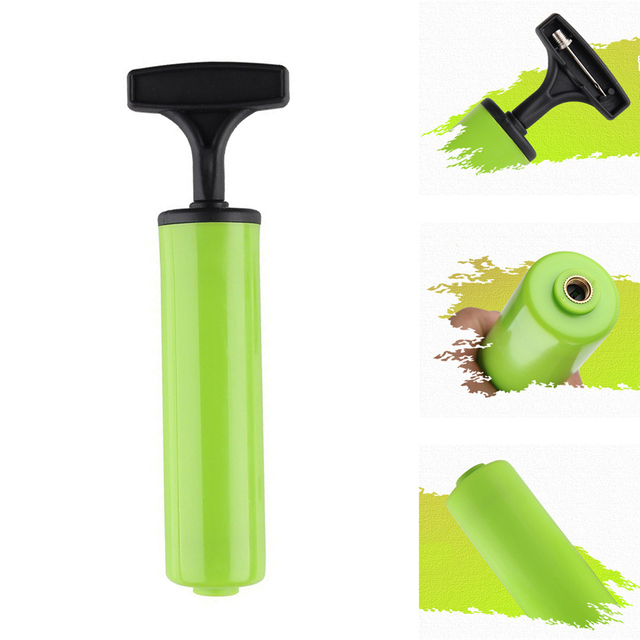 T-HANDLE PUMP FOR FOOTBALL BIKE BICYCLE SOCCER RUGBY BALLOON PARTY INFLATABLES