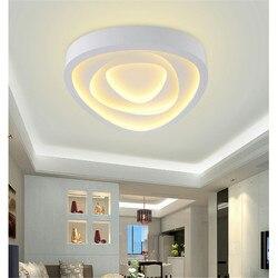 Nowoczesny top Quality salon chmury LED lampa sufitowa lampka do sypialni proste dzieci pokój badania kawiarnia lampa darmowa wysyłka