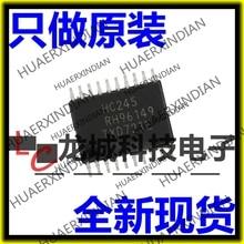 10 шт./лот новинка, оригинальные, фабричные, по цене производителя, 74HC245PW HC245 TSSOP-20 в наличии