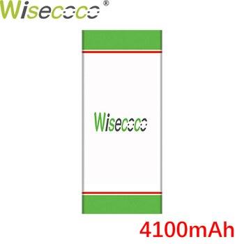 WISECOCO 4100mAh BV-T5E batería para Microsoft Lumia 950 RM-1106 RM-1104 RM-110 McLa teléfono última producción + número de seguimiento