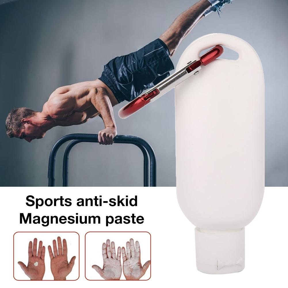 Sports Magnesium Powder Anti-Slip Grip Enhancer Chalk Powder Magnesium Carbonate For Football Tennis Golf Fitness Tools