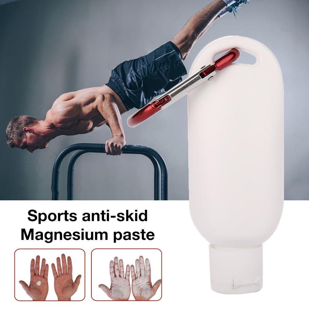 Sports Magnesium Powder Anti-Slip Grip Enhancer Chalk Powder Magnesium Carbonate For Football Tennis Golf Fitness Tools