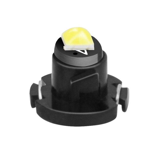 100 Chiếc T3 T4.2 T4.7 Chip Cree LED Bảng Điều Khiển Xe Cảnh Báo Chỉ Số Dụng Cụ Soi Cụm Đèn Trắng Đỏ Xanh Dương màu Vàng Xanh