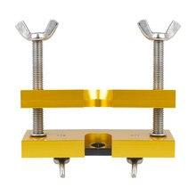 Extracteur d'embout de trompette, support de dissolvant réglable pour Instruments à vent en laiton, corne de trompette or