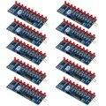 NE555 CD4017 NE555 водонагреватель плата схема вода течёт светильник светодиодный электронный модуль DIY Kit ходовой светильник Drive