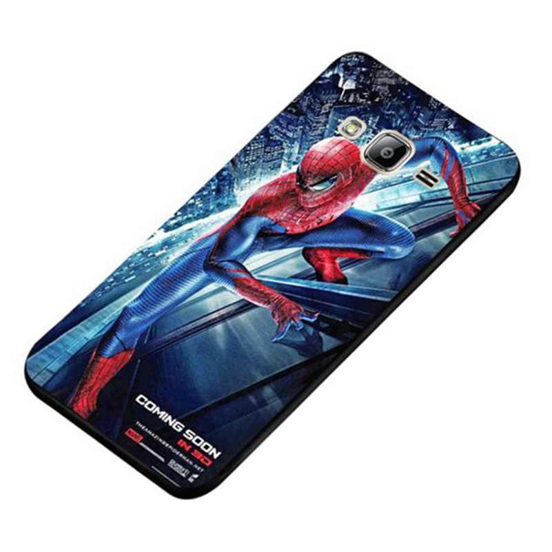 Mutouniao Spiderman 9 souple pour Pixel 2 3 XL housse pour Wiko Harry Sunny 2 pulpe FAB 4G vue XL
