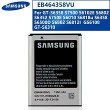 Оригинальная замена аккумулятор телефона eb464358vu для samsung