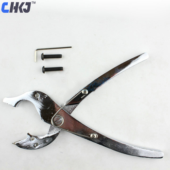 CHKJ Professional Locksmith Tool Car Door Cover Disassembling Clamp Pliers Auto Lock Face Clamp Plier Free Shipping