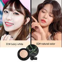 Mushroom Head Air Cushion CC Cream BB Nude Concealer Oil Control Moisturizing Liquid Foundation CC Cream Brightening Makeup