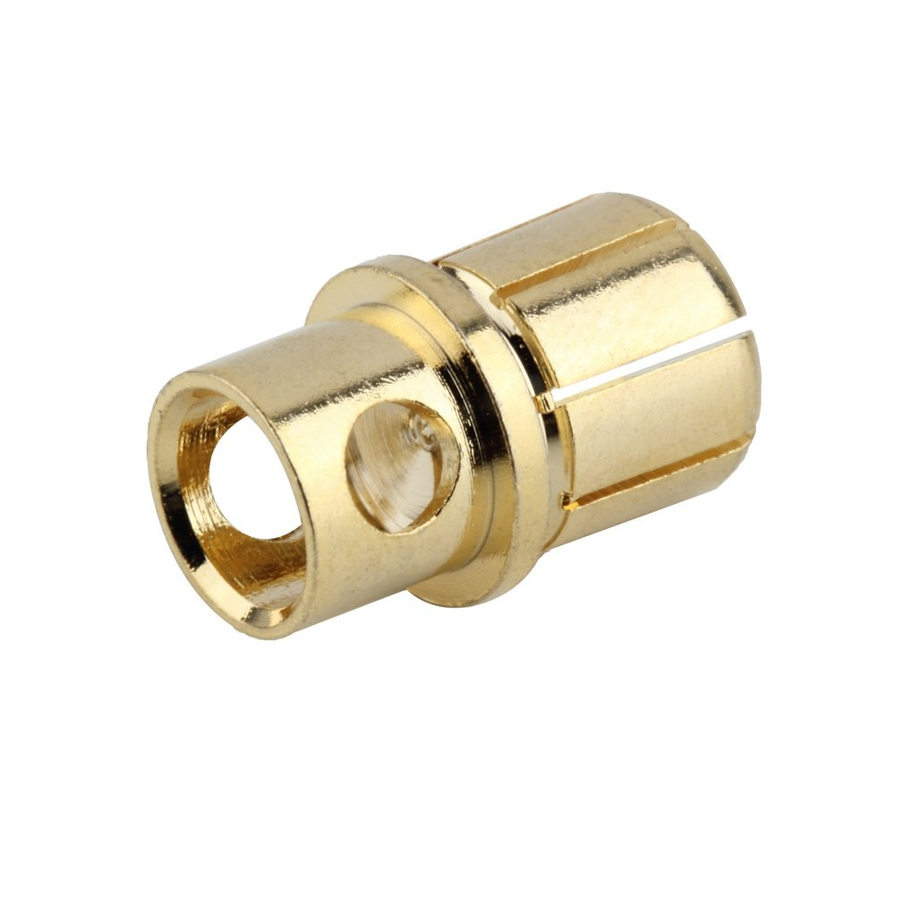 NEW 8.0/3.0 Male Gold Bullet Banana Plug Connectors RC Battery Electronic Hook Professional portable Fashionion 1