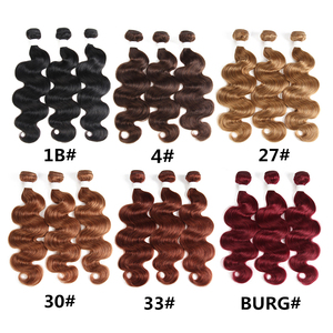 Image 5 - 99J/бордовые человеческие волосы в пучках с фронтальной идентичностью, бразильские волнистые человеческие волосы без повреждений, пучки волос с фронтальной лентой