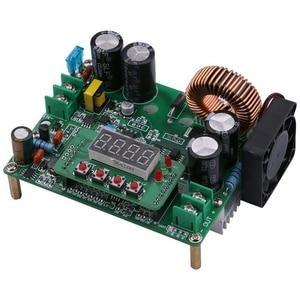 Image 3 - 電源モジュールcc cv dc 10v 75に0 60v 12A 720ワット降圧コンバータ可変電圧レギュレータcnc制御モジュール