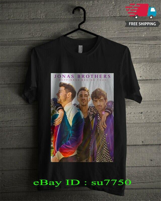 Jonas Brother Tour 2019 T Shirt  S-3Xl