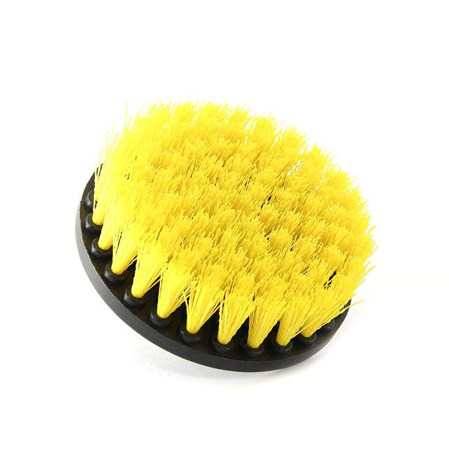 Drill Brush All Purpose Cleaner Scrubbing Brushes for Bathroom Surface Grout Tile Tub Shower Kitchen Auto Care Cleaning Tools