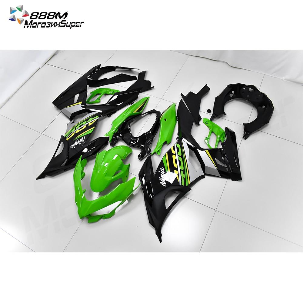 Fairings For Kawasaki Ninja400 Ninja 400 2018-2020 18 19 20 New Arrival ABS Motorcycle Full Fairing Kit Bodywork Cowling