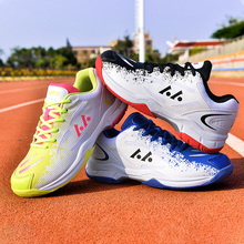 2021 New Professional Brand Badminton Shoes,Unisex Racquetball Shoes,Training Sneakers,Sport Shoes,Size 36-45