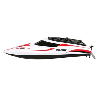 H830 Rc Boat 2.4Ghz 25Km/H Self-Righting Water Cooling System Remote