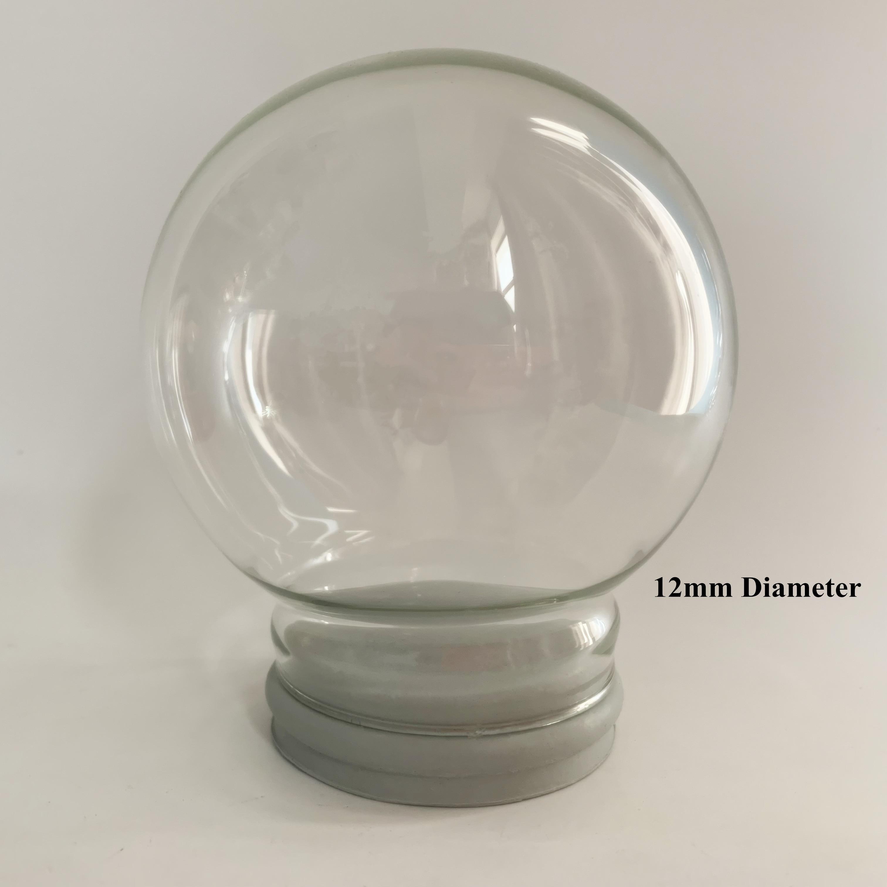 Promotional Gift 120 Mm Diameter DIY Empty Glass Snow Globe Wholesales