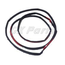 цена на 20Y-54-51482 Door Seal for Komatsu Excavator PC160LC-7 PC200-7 PC220-7 PC210LC-7