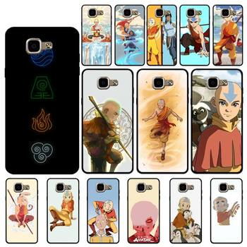 YNDFCNB Avatar The Last Airbender luxury Soft silicone Phone Case for Samsung A6 A8 Plus A7 A9 A20 A20S A30 A30S A40 A50 A70 image