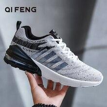 Nova moda esportes sapatos masculinos tênis de corrida ao ar livre tênis de pouco peso confortável para o homem sapato jogging
