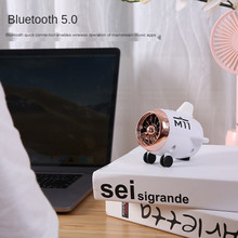 Portable, Cute, Little Airplane, Bluetooth Sound Card, wireless, portable Subwoofer