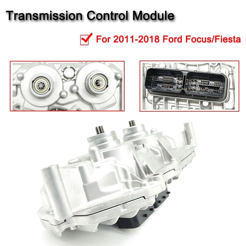 GENUINE TCM AE8Z-7Z369-F DCT Transmission Control Module Fit for Ford Focus 2011-2018 /Fiesta TCU A2C53377498(China)