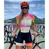 Xama pro equipe conjunto de ciclismo feminino pequeno macaco ciclismo camisa terno manga curta macacão triathlon roupas 12