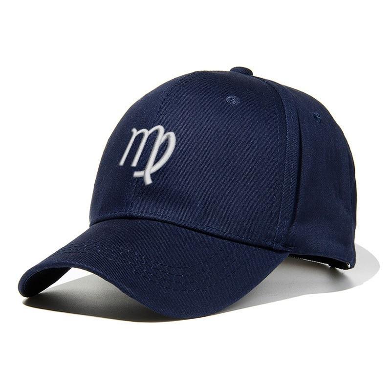 Baseball Hat Embroidered Dad Cap Zodiac Horoscope Celestial  TAURUS CANCER ARIES SAGITTARIUS PISCES SCORPIO AQUARIUS VIRGO LIBRA