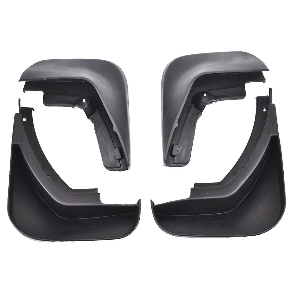 HobbyLane For Audi A6 2006 2007 2008 2009 2010 SEDAN Mud Flaps Car Front Rear Fender Mud Flaps Mudguard ACCESSORIES in Mudguards from Automobiles Motorcycles