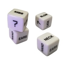 2.5cm Funny Sex Dice 12 Sides Sex Romance Love Humour Gambling Adult Games Erotic Craps Pipe Sex Toys For Couples black wolf set funny sex dice 6 12 positions sexy romantic love gambling adult games erotic craps tube sex toys for couples