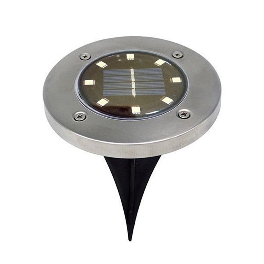 ICOCO Led Solar Underground Light New Solar Underground Light Outdoor Park Automatic Lighting Createing Atmosphere