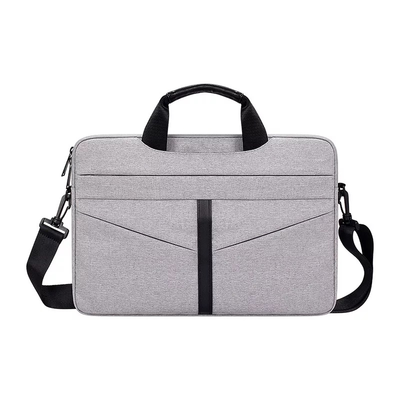 2020 Fashion Large Capacity Laptop Handbag For Men Women Travel Briefcase Bussiness Notebook Bag For 13 14 15 Inch Macbook Pro