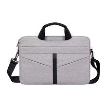 2020 модная Большая вместительная сумка для ноутбука мужчин